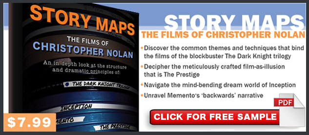 Story Maps of Christopher Nolan E-Book Free Sample