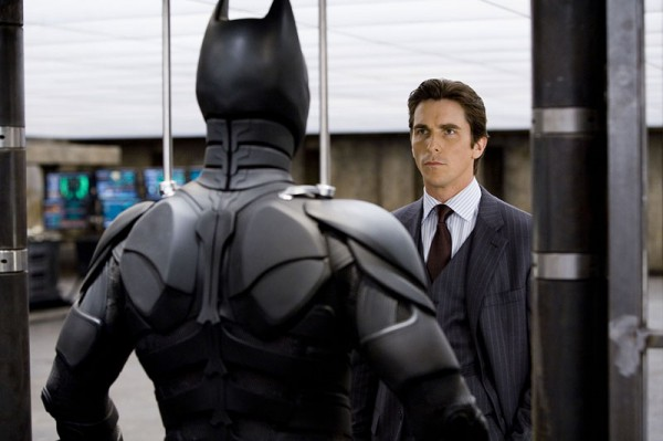 Christian Bale as Batman - The Dark Knight