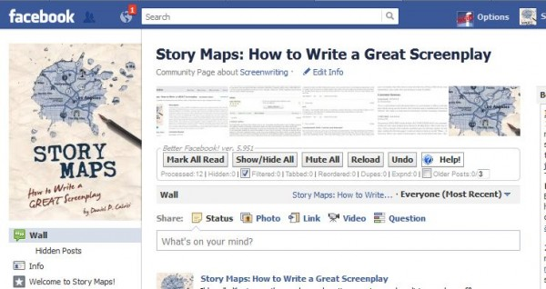 Story Maps on Facebook: facebook.com/storymaps