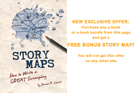 Click here to read excerpts and purchase Story Maps