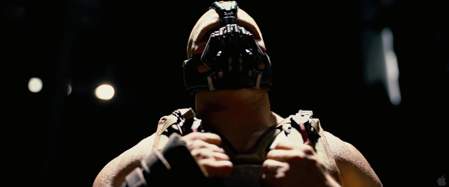 The Dark Knight Rises Script Bane