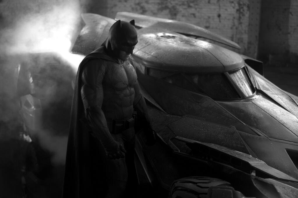Ben Affleck Batman vs. Superman