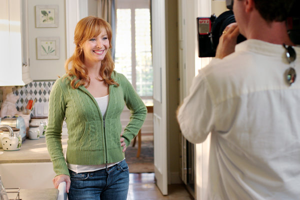 "Lisa Kudrow as Valerie Cherish in ""The Comeback"" season two"