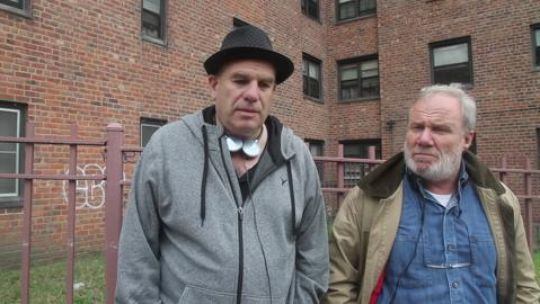 David Simon and William Zorzi